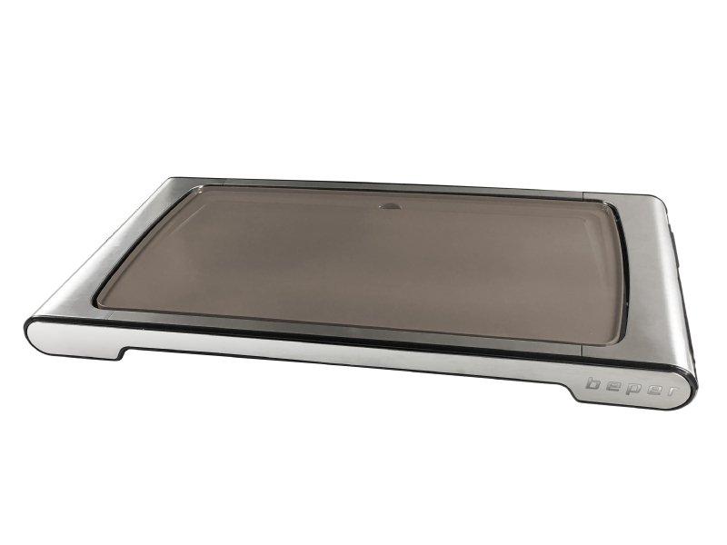barbecue lectrique plaque en c ramique beper. Black Bedroom Furniture Sets. Home Design Ideas