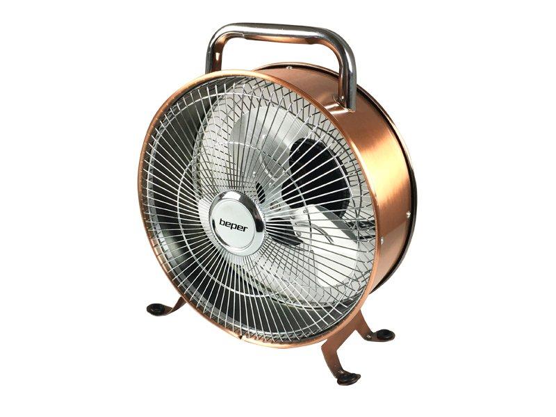 Ventilatore da terra linea retro beper for Ventilatore da terra